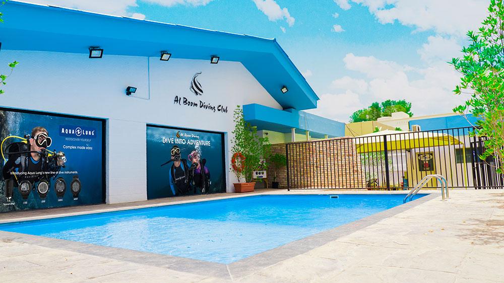 Scuba Diving Center in Dubai