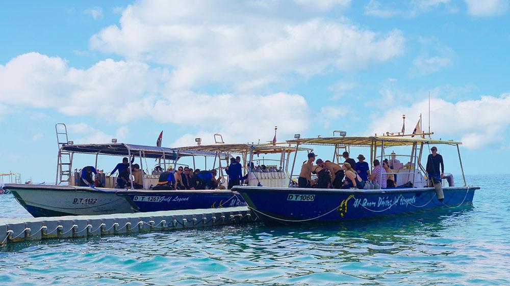 Boating Trip in Fujairah