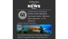 Al Boom Diving Newsletter - 2015-September-08