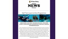 Al Boom Diving Newsletter - 2015-October-15
