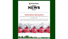 Al Boom Diving Newsletter - 2015-December-09