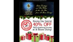 Al Boom Diving Newsletter - 2015-December-23