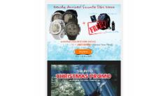 Suunto D6i Promotion Newsletter - 2015-December-30