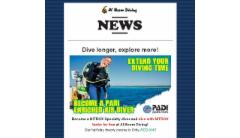 Al Boom Diving Newsletter - 2016-January-20