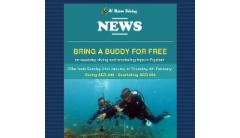 Al Boom Diving Newsletter - 2016-January-29