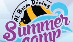Dive into adventure this summer with the Al Boom Summer Camp