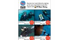 Al Boom Diving Newsletter - 2016-August-02