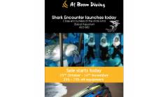 Al Boom Diving Newsletter - 2016-October-15 - Sale starts today