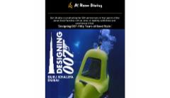 Shark Scooter Launch - Al Boom Diving Newsletter - 2016-November-24