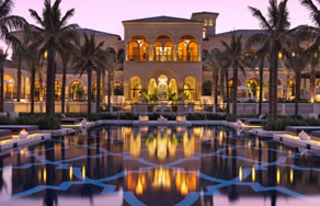 One & Only the palm a jewel of stylish energy, emotions and senses