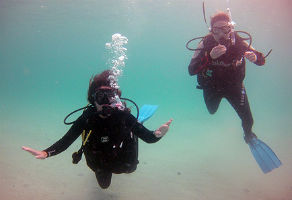 Discover Scuba Diving in Fujairah (1 Pool & 2 Sea Dives) 1