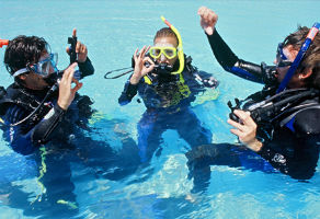PADI Scuba Refresher Course 1