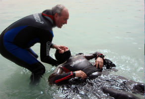 PADI Rescue Diver Course with PADI Emergency First Response Course 1