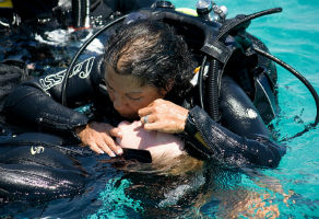 PADI Rescue Diver Course with PADI Emergency First Response Course 3
