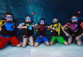PADI Seal Team Course 1