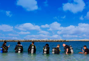 PADI Open Water Lite Diver Course