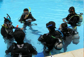 PADI Assistant Instructor Course 1