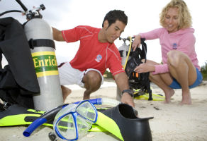 PADI Enriched Air Diver (Nitrox) eLeaning Course 3