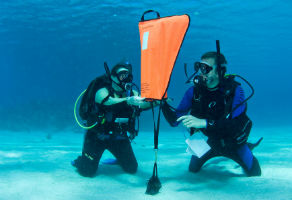 PADI Search and Recovery Diver Course 1