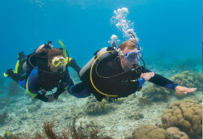 PADI Underwater Navigation Specialty Course 1