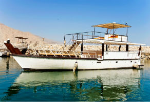 Musandam Dhow - 2 Dives with Full Equipment 3