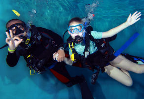 PADI Bubblemaker Course  1