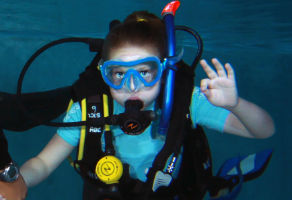 PADI Bubblemaker Course  2